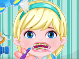 Baby Elsa Dental Implant