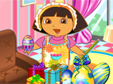 Dora Design Easter Egg