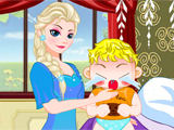 Elsa Baby Flu Treatment