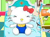 Hello Kitty Fever Doctor