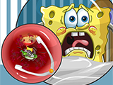 SpongeBob Esophagus Doctor